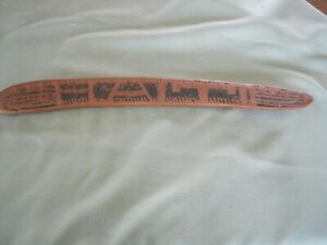 Vintage Haiti Rain Maker Stick, Shaker, Musical Instrument