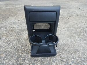 Subaru Liberty GT / Outback Gen 4 06 - 09 Rear Flip Out Dual Cup Holder Tray S2