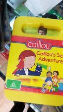 Caillou -Caillou's Sea Adventure DVD