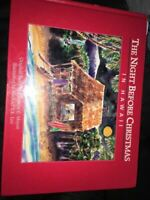 the night before christmas in hawaii book rare hardcover