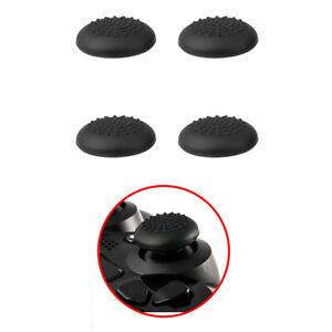4x Fundas de silicona para Joystick mando de Sony PS4 Playstation 4 Thumb Grips