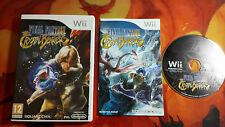 FINAL FANTASY CRYSTAL CHRONICLES PARA NINTENDO WII Y WIIU COMBINED SHIPPING
