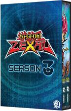 Yu-Gi-Oh Zexal: Season 3 - 6 DISC SET (2016, REGION 1 DVD New)