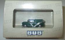 BUB B09151 Mini Van british racing  green/weiß  Edition 2011    Neu/OVP