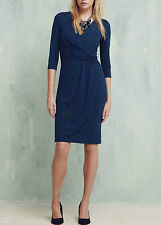 Monsoon Viscose V-Neck Wrap Dresses