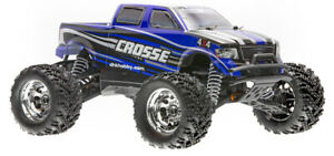 DHK Crosse 4wd brshd Truck rtr rc car complete