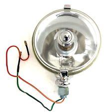 SLR576 - LUCAS SPOT LAMP CHROME RR JAGUAR MG MINI JENSEN FORD ASTON MARTIN