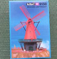 Kibri 9150 ~~ H0 - Windmühle auf Fehmann NEU & OVP