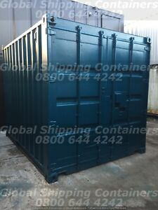 10ft x 8ft Storage Container / Shipping Container ( Wales )