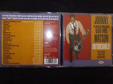 CD JOHNNY GUITAR WATSON / UNTOUCHABLE /
