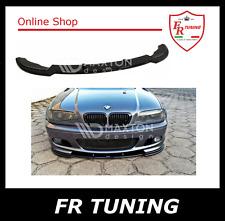 BMW SERIE 3 99>03 E46 COUPE SPOILER SOTTOPARAURTI ANTERIORE ABS FRONT SPLITTER