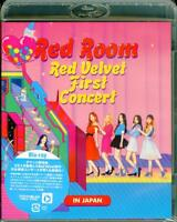 RED VELVET-RED VELVET 1ST CONCERT RED ROOM IN JAPAN-JAPAN BLU-RAY Q59