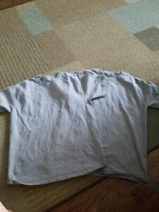 Boys size XL 14/16 Gray Tshirts