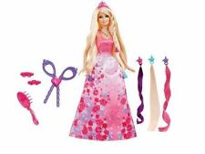 NRFB poupée BARBIE PRINCESSE CHEVELURE Cut'n style BCP41
