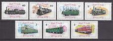HUNGARY 1976**MNH SC# 2443 - 2449  Locomotive