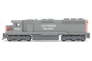 HO Athearn Southern Pacific SD45 Dummy Locomotive w / HR & Accessory + Cust Work