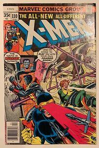 (1978) Uncanny X-Men #110! Colossus! Storm! Cyclops! Wolverine!