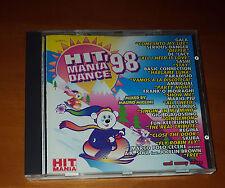 cd - HIT MANIA DANCE '98