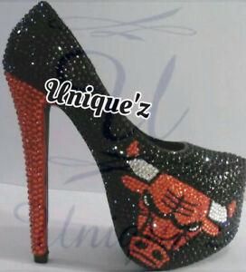 Chicago Bulls Heels