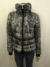 BOGNER FIRE&ICE Skijacke Gr.38  Daunenjacke Steppjacke Down Jacket Grautöne