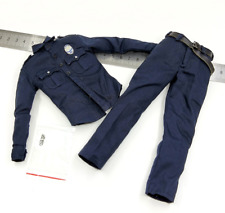 1/6 Scale Soldier Model Clothes USA Los Angeles LAPD Patrol Patrolman Uniform