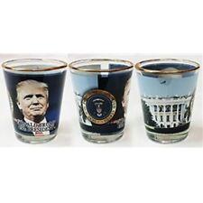 DONALD TRUMP 45TH PRESIDENT SHOT GLASS NEW
