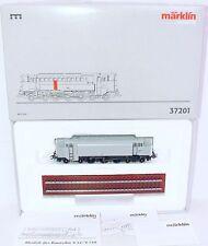 Marklin HO AC Deutsche Reichsbahn DR BR V-3201 DIESEL LOCOMOTIVE Club Model MIB!