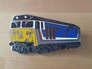 Network SouthEast (NSE) Class 50 Enamel Brooch Pin Badge