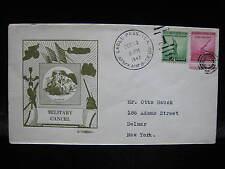 EAGLE PASS Texas WW2 Army Air Base Br Postmark Cancel AAF Postal History Cover