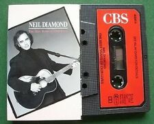 Neil Diamond The Best Years of Our Lives Cassette Tape - TESTED