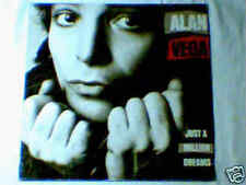 ALAN VEGA Just a million dreams lp GERMANY SUICIDE CARS
