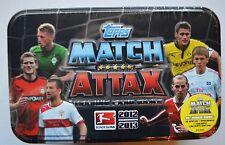 Match Attax 12 13 Bundesliga 2012/2013 *Tin Box Sammeldose* NEU + OVP