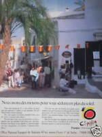 PUBLICITÉ 1985 ESPANA OFFICE NATIONAL ESPAGNOL DE TOURISME - ADVERTISING