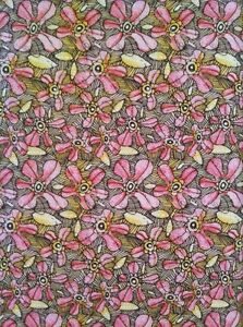 Anna Griffin Blend Cori Dantini Beauty is You Fabric Flower Dance in Pink
