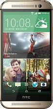 HTC One M8 - 32GB - Amber Gold (Unlocked) Smartphone
