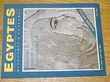 $$$ Revue Egyptes N°1 Amenophis IIIScarabeesReligionPosteriteMaatIsis