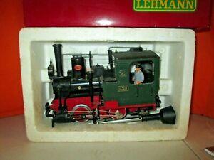 LGB 2010 D Locomotive Car G Scale Train in Original Box