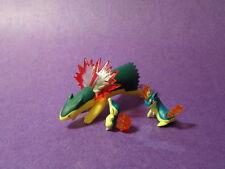 U Yujin Tomy Pokemon Zukan 1/40 Scale Figure Cyndaquil Qualiva Typhlosion zk