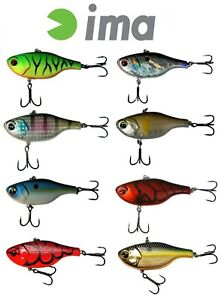 Ima Suspending VIBE 70 ISV70 Rattle Bait Bass Fishing Striper Lure Select Color
