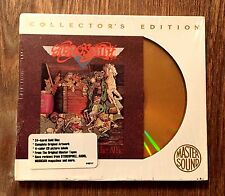 Aerosmith Toys In The Attic Sony 24 Kt Gold Audiophile CD Factory Sealed!