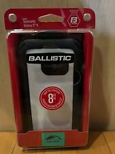 BALLISTIC EXPLORER CASE SAMSUNG GALAXY S6 BLACK WHITE