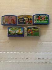 Lot Of 5 Leapster Leap Frog And L Max Games