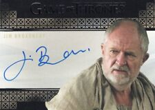 Game of Thrones Season 7 Autograph Card - Archive Box Exclusive - Jim Broadbent