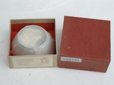 New listing Zeiss Ikon A42 1115 lens hood for 50mm f:1.5 Sonnar lens Contax Rf New Old Stock