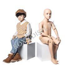 6 Year Old Kids Flexible Mannequin Display Mz Km6y