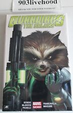 MARVEL NOW COMICS GUARDIANS OF THE GALAXY VOL 1 DELUXE VARIANT HC HARDCOVER
