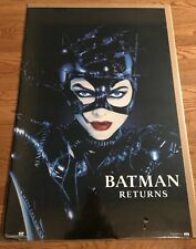 "Batman Returns Original Movie Poster 1992 23"" x 35"""