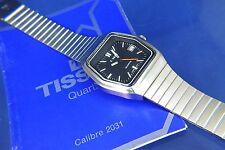 Nuevo a valor viejo retro vintage electrónica Suizo Tissot Cuarzo Reloj Circa 1970s Cal 2031 Rara