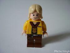 LEGO STAR WARS / Minifigures SW257a - Luke Skywalker (Celebration) White Pupils