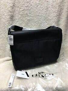 NWT Coach Men's Large Messenger Crossbody Bag, $398